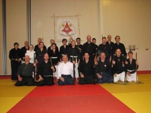Abschluss nach Iaido